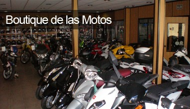 Boutique de las Motos